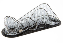 Crystal Beach Cyclone, Parkteam: Coaster Modelle